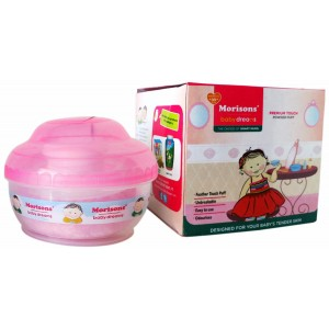 Buy Morisons Baby Dreams Premium Powder Puff - Pink - Nykaa