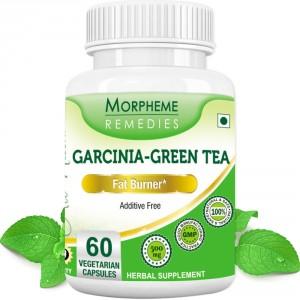 Buy Morpheme Remedies Garcinia Cambogia Green Tea - Fat Burner Supplements - 500mg Extract - Nykaa