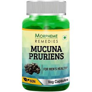 Buy Morpheme Remedies Mucuna Pruriens (Kapikachhu) - For Mood & Performance - 500mg Extract - Nykaa