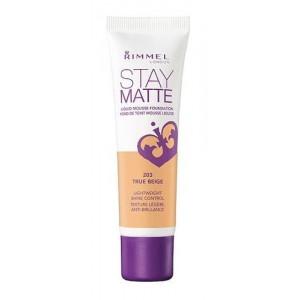 Buy Herbal Rimmel Stay Matte Liquid Mousse Foundation - Nykaa