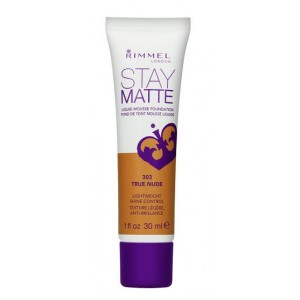Buy Rimmel Stay Matte Liquid Mousse Foundation - Nykaa