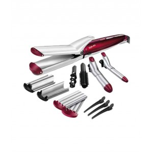 Buy BaByliss MS21E Multi Styler - Red - Nykaa