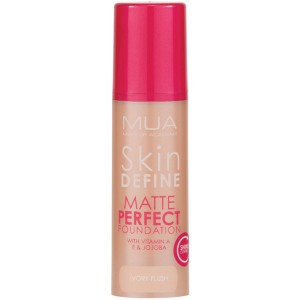 Buy MUA Skin Define Matte Perfect Foundation - Nykaa