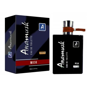 Buy Aramusk Eau De Toilette Musk Men - Nykaa