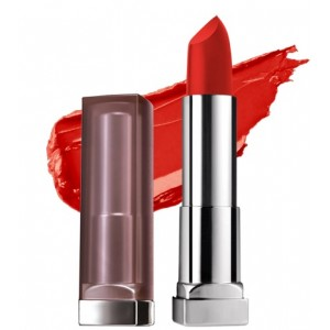 Buy Herbal Maybelline New York Color Sensational Creamy Matte Lipstick - Nykaa