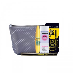 Buy Maybelline New York Colossal Eye Kit - Nykaa