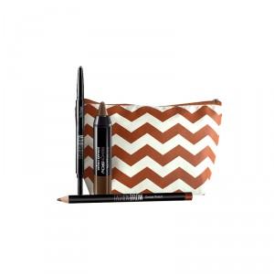 Buy Maybelline New York Brow Kit (Brown) - Nykaa