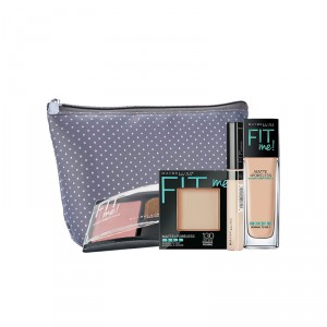 Buy Maybelline New York Fit Me Kit (Light) - Nykaa
