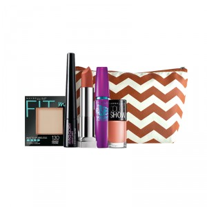 Buy Maybelline New York Work Essentials Kit (Light) - Nykaa