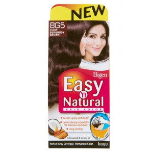 Buy Bigen Easy n Natural Hair Color  - Nykaa