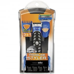 Buy Herbal Gillete Fusion Proglide Styler 3-in-1 Mens Body Groomer - Nykaa