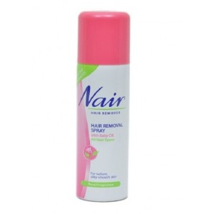 Buy Nair Hair Removal Rose Spray - Nykaa