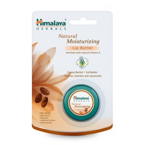 Buy Himalaya Herbals Natural Moisturizing Lip Butter - Nykaa