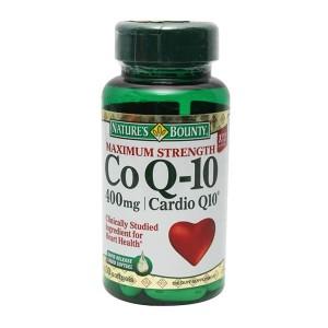 Buy Nature's Bounty Maximum Strength Co Q-10 - 400mg Cardio Q 10 - Nykaa