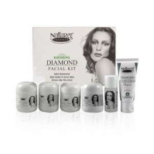 Buy Nature's Essence Diamond Facial Kit  - Nykaa