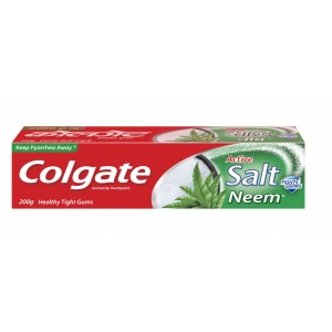Buy Colgate Active Salt & Neem Toothpaste - Nykaa