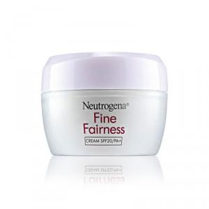 Buy Neutrogena Fine Fairness Cream SPF 20 - Nykaa