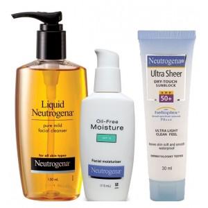 Buy Neutrogena Dry Skin Combo - Nykaa