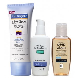 Buy Herbal Neutrogena Normal Skin Combo - Nykaa
