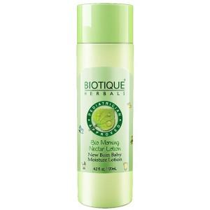 Buy Biotique Bio Morning Nectar Moisturizing Lotion - Nykaa