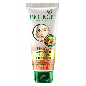 Buy Biotique Bio White Advanced Fairness Treatment - Nykaa