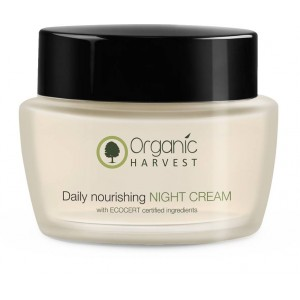 Buy Organic Harvest Daily Nourishing Night Cream - Nykaa