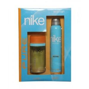 Buy Nike Women Pure EDT & Deo Spray - Nykaa