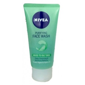 Buy Nivea Purifying Face Wash - Nykaa