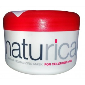 Buy Naturica Color Revitalizing Mask For Colored Hair - Nykaa