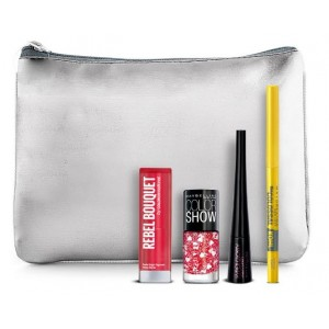 Buy Maybelline Valentines Kit - Shy Silver - Nykaa
