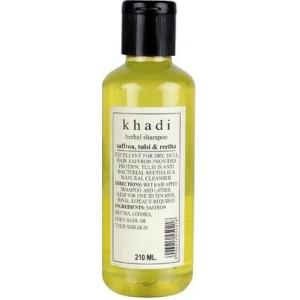 Buy Khadi Natural Henaa Tulsi Extra Conditioning Shampoo - Nykaa