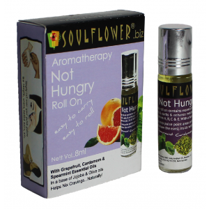 Buy Herbal Soulflower Aromatherapy Not Hungry Roll On - Nykaa