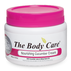 Buy The Body Care Nourishing Cucumber Cream - Nykaa
