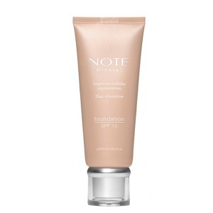 Buy Note Mineral Foundation - Nykaa