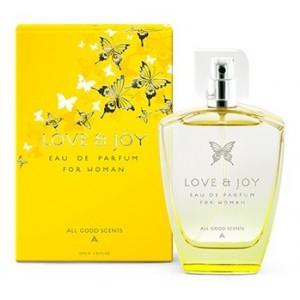 Buy All Good Scents Love & Joy Eau De Parfum - Nykaa