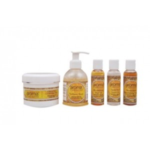 Buy Herbal Aroma Treasures Moroccan Argan Hair Spa Kit - Nykaa