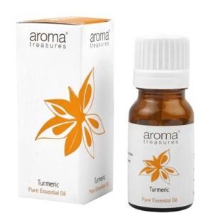 Buy Aroma Treasures Turmeric Pure Essential Oil - Nykaa