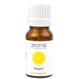 Buy Aroma Treasures Bergamot Pure Essential Oil - Nykaa