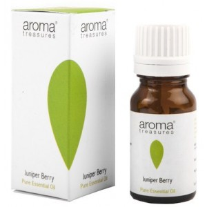 Buy Aroma Treasures Juniper Berry Pure Essential Oil - Nykaa