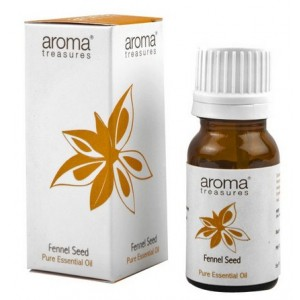 Buy Aroma Treasures Fennel Seed Pure Essential Oil - Nykaa