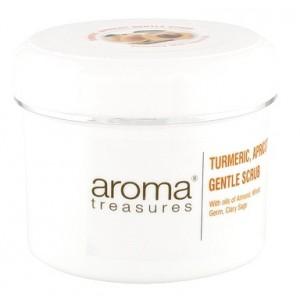 Buy Herbal Aroma Treasures Turmeric & Apricot Gentle Scrub - Nykaa