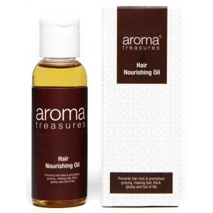 Buy Herbal Aroma Treasures Hair Nourishing Oil - Nykaa