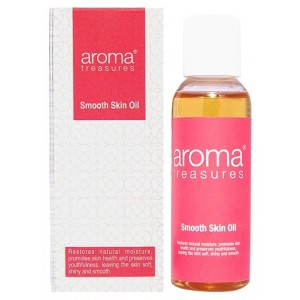 Buy Aroma Treasures Smooth Skin Oil  - Nykaa