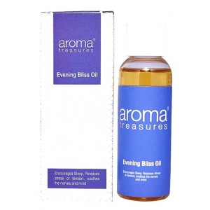 Buy Aroma Treasures Evening Bliss Oil  - Nykaa
