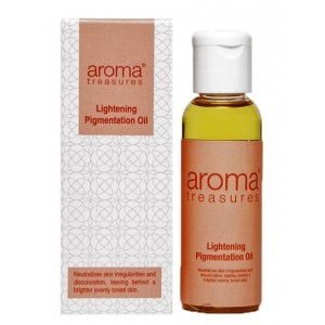 Buy Herbal Aroma Treasures Lightening Pigmentation Oil  - Nykaa