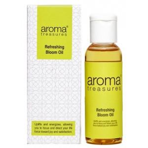 Buy Aroma Treasures Refreshing Bloom Oil - Nykaa