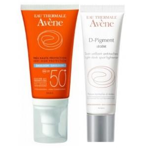 Buy Avene Hyperpigmentation Kit For Normal To Combination Skin Combo - Nykaa