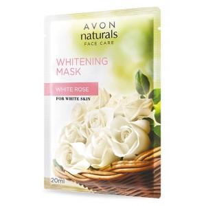 Buy Avon Naturals Whitening Mask - White Rose - Nykaa