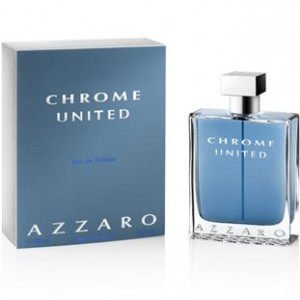 Buy Azzaro Chrome United Eau De Toilette - Nykaa