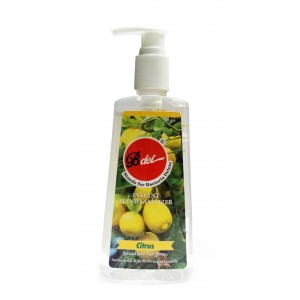 Buy Herbal Bdel Instant Hand Sanitizer (Citrus) - Nykaa